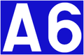 Autoroute 6 (Luxemburg) number.png