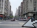Avenida 18 de Julio - Montevideo, Uruguay.jpg