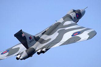 Project E - Avro Vulcan