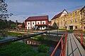 Bývalý mlýn a pekárna, Domašov nad Bystřicí, okres Olomouc.jpg