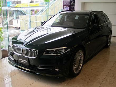BMW bmwアルピナ b5ツーリング : wikiwand.com