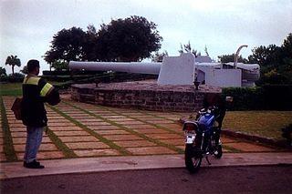 Fort Victoria, Bermuda