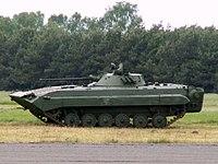 BMP-2 tank at the Open landmachtdagen 2010.jpg