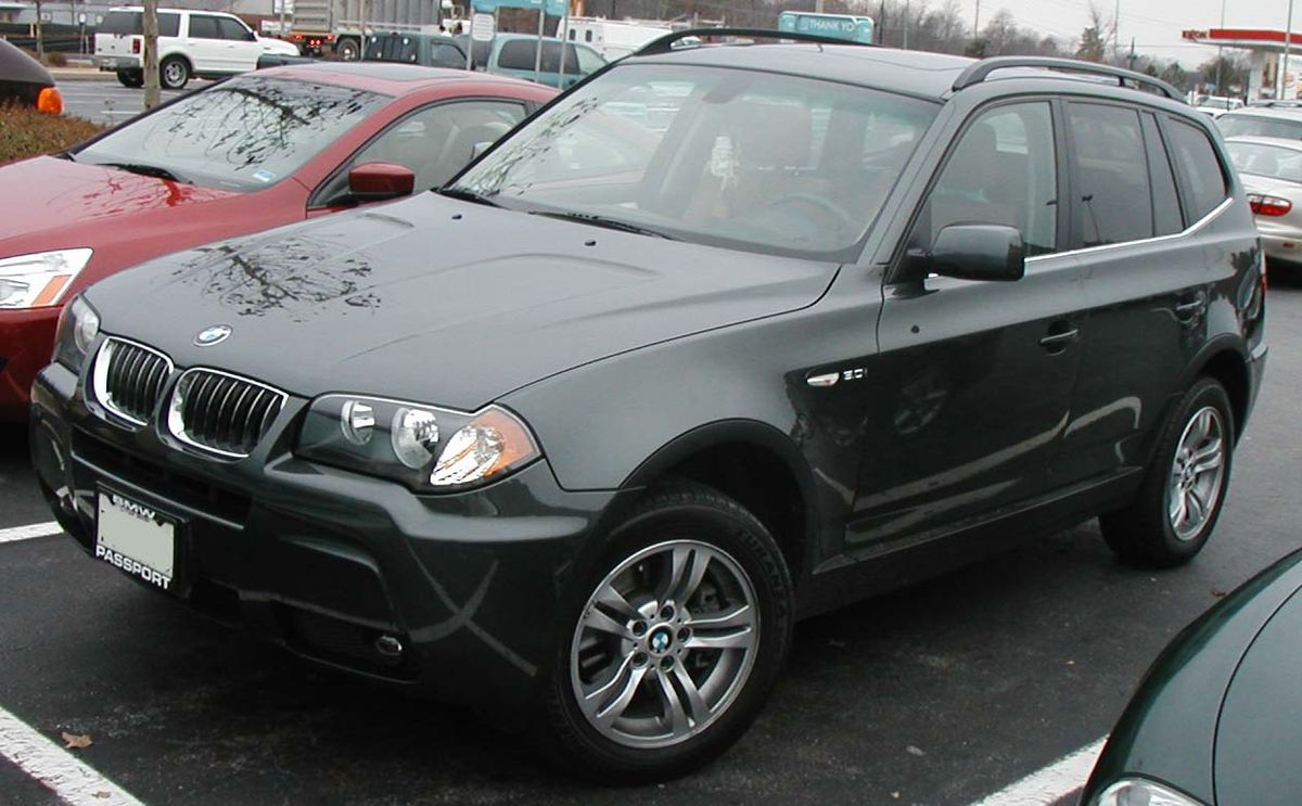 bmw x3 wikipedia. Black Bedroom Furniture Sets. Home Design Ideas