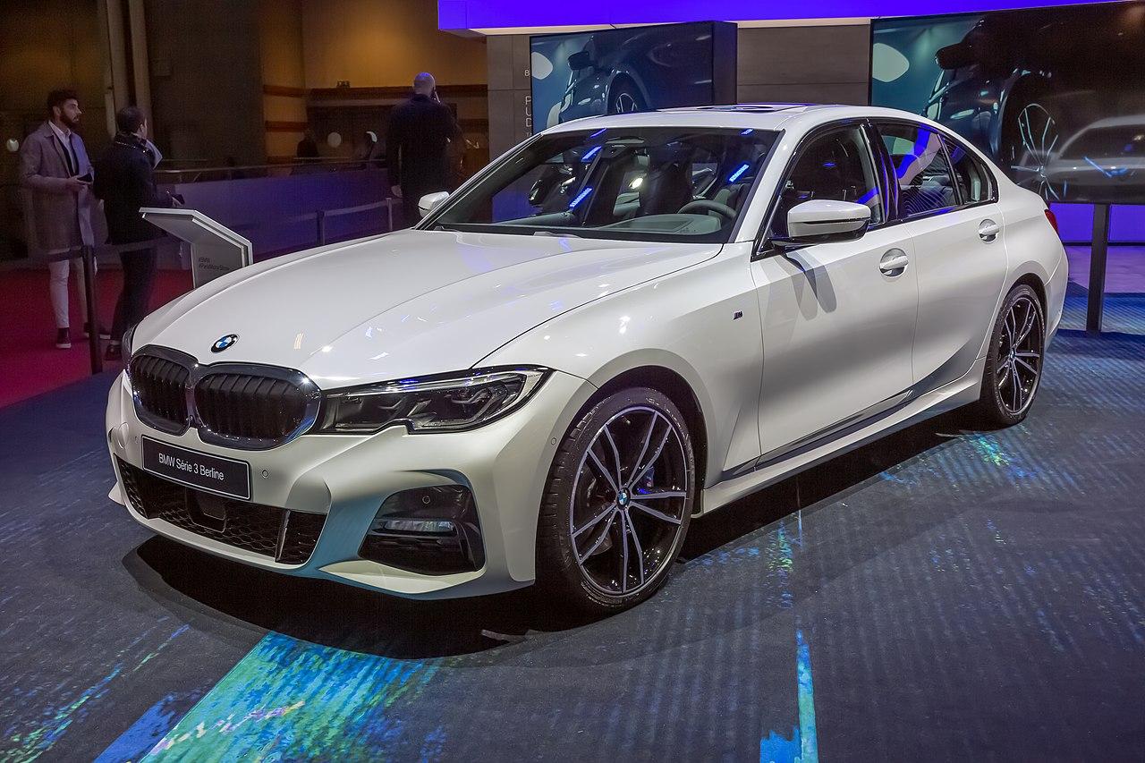 File:BMW G20, Paris Motor Show 2018, Paris (1Y7A1378).jpg ...
