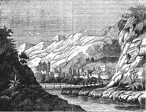 Ouro Preto - Villa Rica de Ouro Preto (19th century).