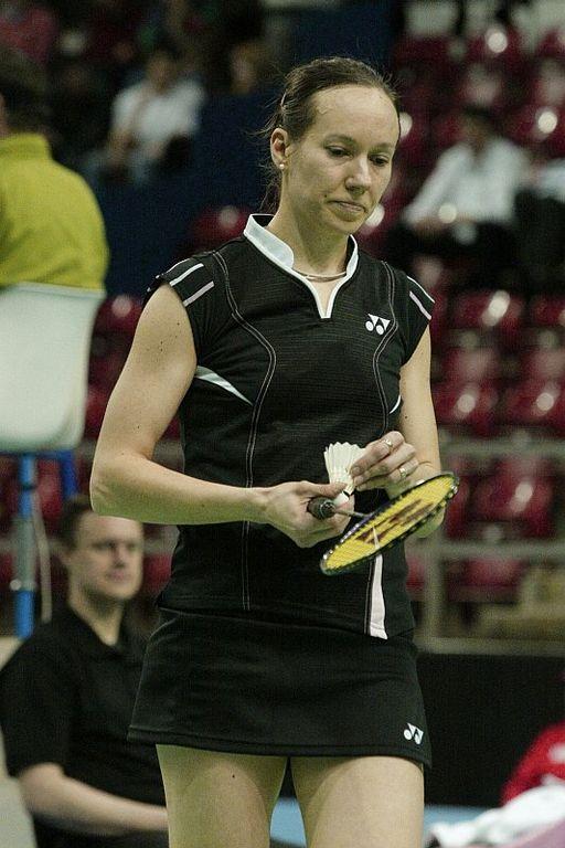 Badminton-ella diehl