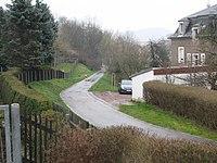 Bahnstrecke Potschappel-Nossen in Wurgwitz.JPG