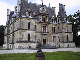 The chateau of Bailleul