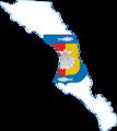 Baja California Sur Flag Map.png