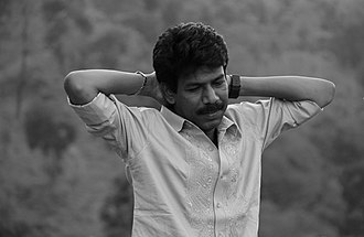 Bala (director) - Image: Bala Paradesi Shoot