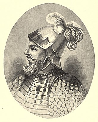 History of Panama (to 1821) - Image: Balboa