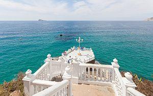 Balcón del Mediterráneo.