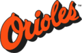 Baltimore Orioles wordmark 1988 to 1994.png