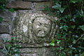 Banada Priory Carved Head 2010 09 23.jpg