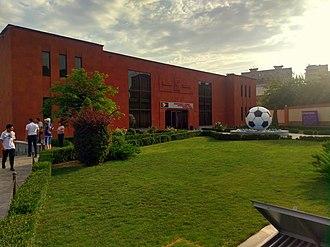 FC Banants - FC Banants headquarters