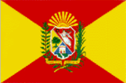 Bandeira do estado de Estado de Aragua