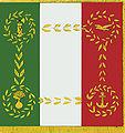 Bandiera di combattimento per le Forze Armate della Repubblica Sociale Italiana.jpg