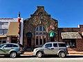 Bank and Library Building, Waynesville, NC (39750605423).jpg