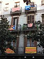 Barcelona. Catalonian Flags - panoramio (9).jpg
