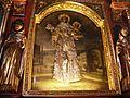 Barokowy obraz św. Antoniego Padewskiego z ok.1710r.jpg