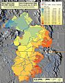 Barry Point Fire map, Oregon and California, 2012.jpg