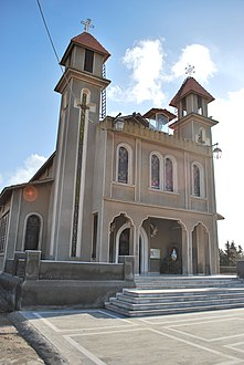 Bassir, Deraa, Syria, St. George Church, 2010.jpg