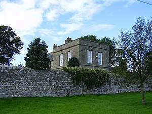 Kirkheaton, Northumberland - Pele Tower, Kirkheaton