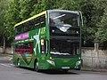 Bath North Parade - BBC 509 (BF65WHZ) on diversion.JPG