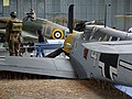 Battle of Britain Display - Imperial War Museum - Duxford - Cambridgeshire - England (28271707075).jpg