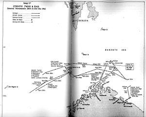 Battle of the Barents Sea - Battle of the Barents Sea