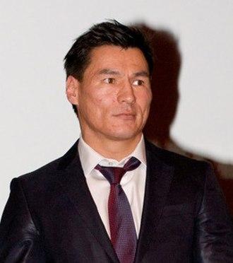Head of the Republic of Kalmykia - Image: Batu Khasikov 2011