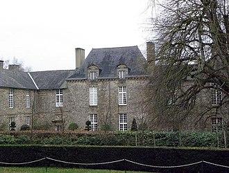 Bazouges-la-Pérouse - Château de La Ballue à Bazouges-la-Pérouse
