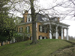 National Register of Historic Places listings in Brooke County, West Virginia - Image: Beallmore in Wellsburg