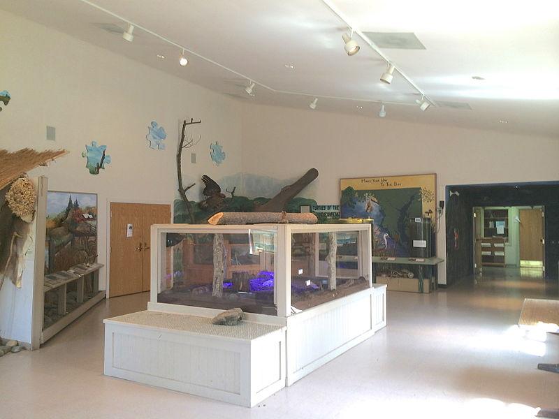 Bear Branch Nature Center Westminster Md