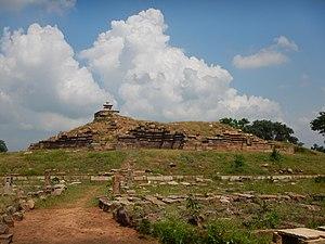 Beejamandal - Beejamandal ruins