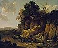 Begeyn, Abraham - The quarry - Mauritshuis.jpg