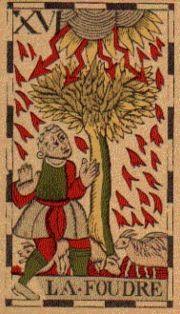 The Tower (Tarot card) - Wikipedia