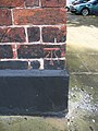 Bench mark in brick - geograph.org.uk - 534685.jpg