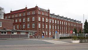 Benecke-Kaliko - Benecke-Kaliko AG premises in Hanover