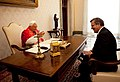 Benedykt XVI oraz Bronisław Komorowski.jpg