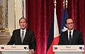 Benigno Aquino III and François Hollande 19.17.14.jpg