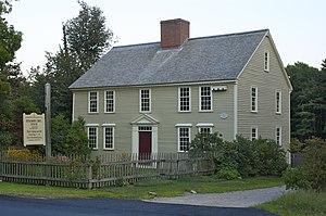 Benjamin Caryl House - Image: Benjamin Caryl House