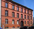 Berlin, Mitte, Gartenstrasse 25, Lehrerwohnhaus Humboldt-Gymnasium.jpg