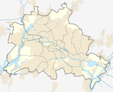 THF is located in Berlin