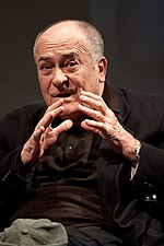 Photo of Bernardo Bertolucci in 2011.
