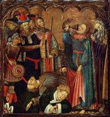 Saint John the Evangelist poisoned