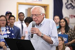 Bernie Sanders 2020 presidential campaign - Wikipedia