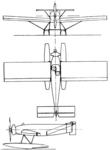 Besson MB.35 3-view L'Aéronautique June,1926.png