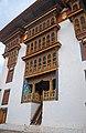 Bhutan - Punakha Dzong - Monks living quarters - panoramio (1).jpg